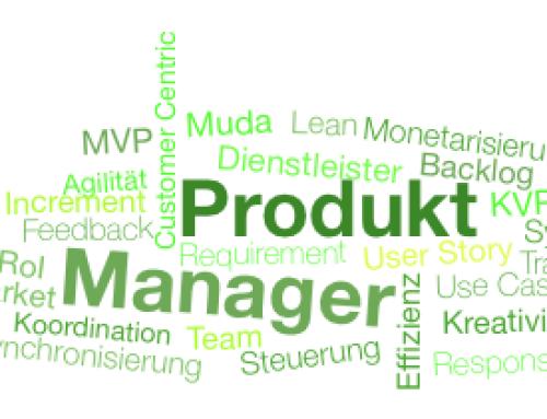 Der agile Produkt Manager