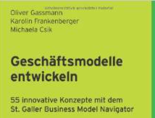 Geschäftsmodelle entwickeln – Buchrezension